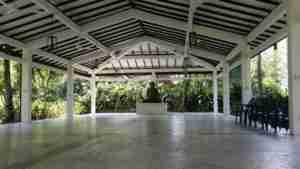 Yoga shala at Plantation Villa Sri Lanka