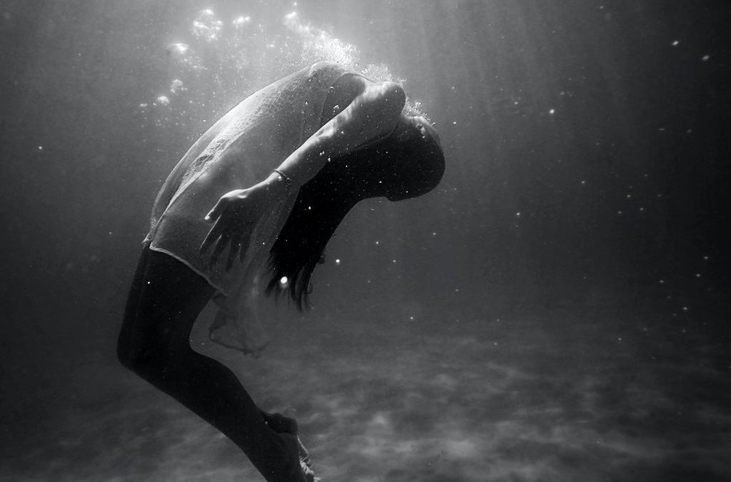 Why does it feel like I am drowning?